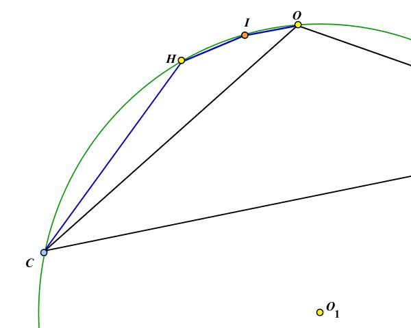 Увеличенный фрагмент чертежа 2